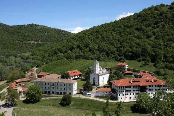 Монастырь Прохора Пчиньского, Вранье, Сербия