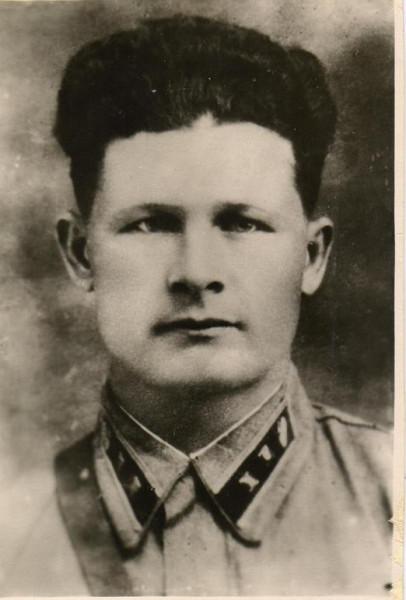 Пономарёв Георгий Андреевич - герой СССР