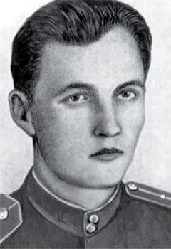 Маркин Николай Васильевич - герой СССР