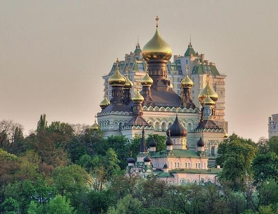 Киевский Свято-Покровский женский монастырь