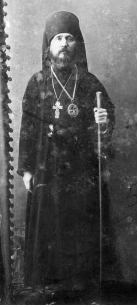 Священномученик Герман (Коккель), епископ Благовещенский