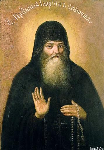 Преподобный Иларион Печерский