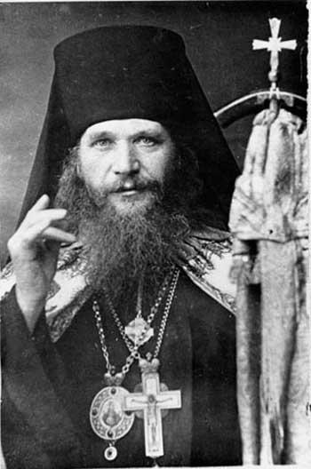Священномученик Павлин (Крошечкин), архиепископ