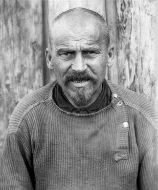 Игум. Григорий (Воробьёв). Волжский ИТЛ. Фотография 1937 г.