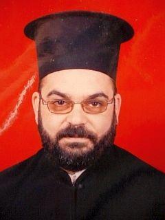 Священник Фади Джамиль аль-Хаддад