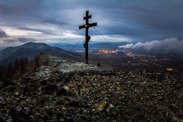 крест поклонный