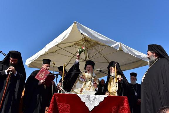 В Греции освящен первый храм в честь преподобного Порфирия Кавсокаливита 1