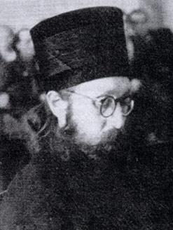 Священноисповедник Варнава (Настич), епископ Хвостненский в зале суда