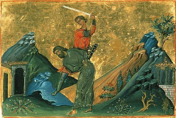 Мученик Епимах Новый, Александрийский