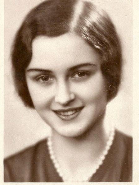 мисс Греция Алики Диплараку - мисс Европа 1930