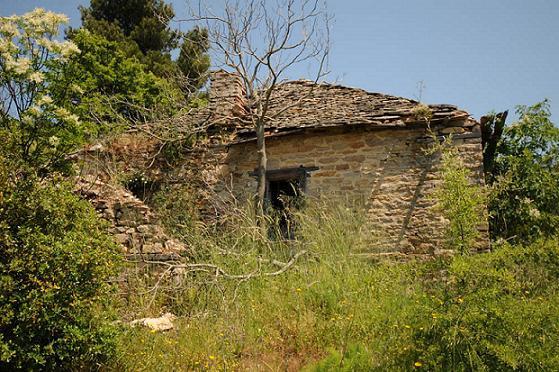 Дом наместника султана, Афон