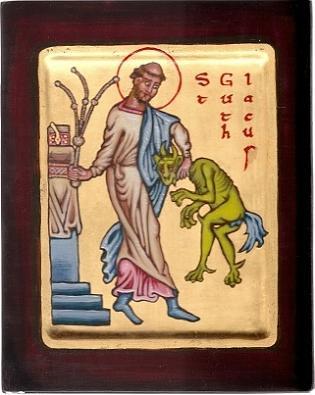 Преподобный Гутлак Кроулэндский