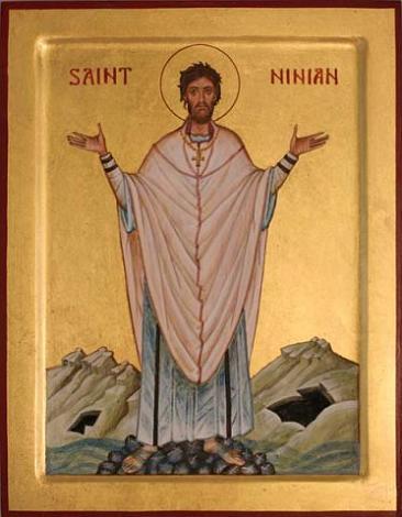 Святой Ниниан Шотландский