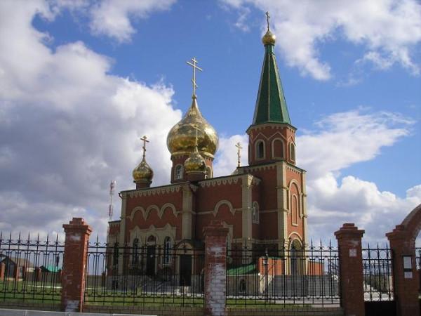 Церковь Рождества Христова - Рыбушка - Саратовский район