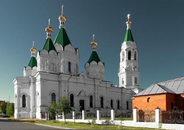 Собор Александра Невского, Егорьевск