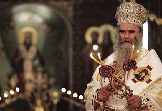 Митрополит Черногорский и Приморский Амфилохий 4