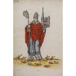 Святитель Виллехад, епископ Бременский