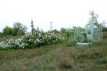 место упокоения узников Сызранского домзака