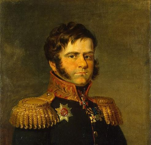 Неверовский Дмитрий Петрович (из Военной галереи Зимнего дворца)