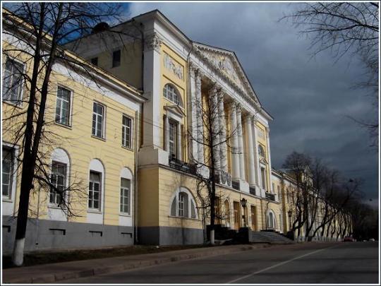 госпиталь им. Н.Н. Бурденко