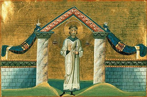 Мученик Викентий Августопольский (Сарагосский), диакон