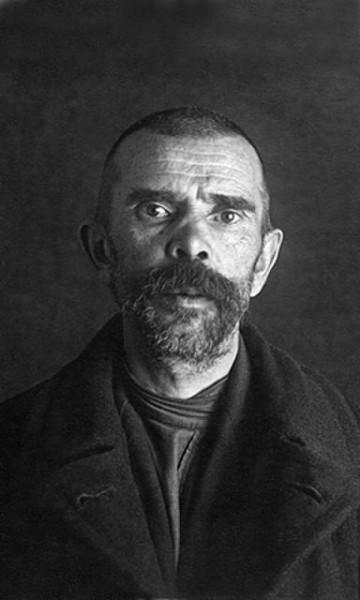 Священник Владимир Красновский. Москва. Тюрьма НКВД. 1937 год
