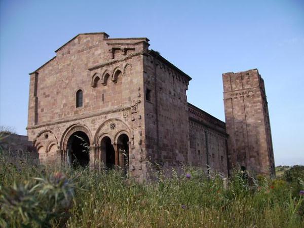 Собор святого Антиоха Сардинского бывшей епархии Бизарцио