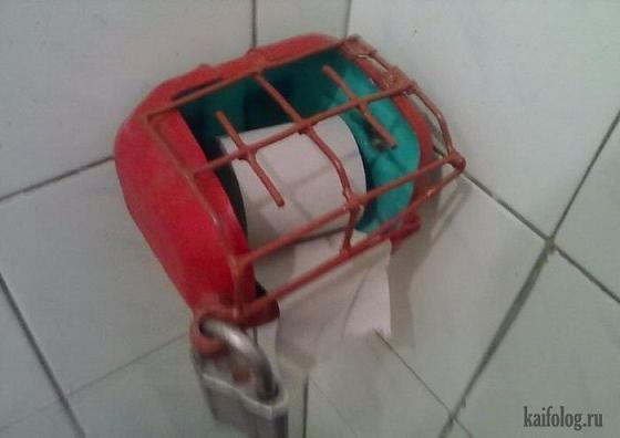 эту страну не победить туалетная бумага