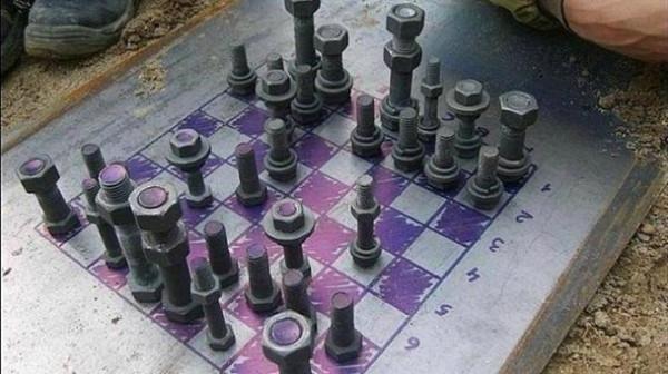 эту страну не победить шахматы