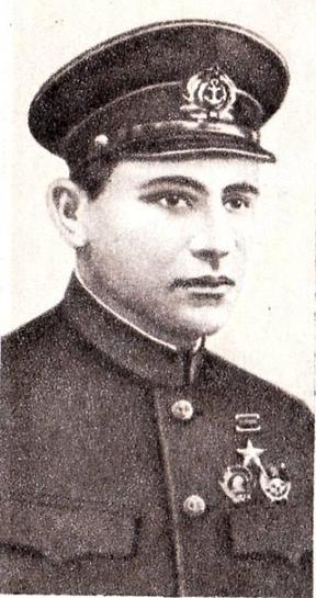 Гречишников Василий Алексеевич- герой СССР