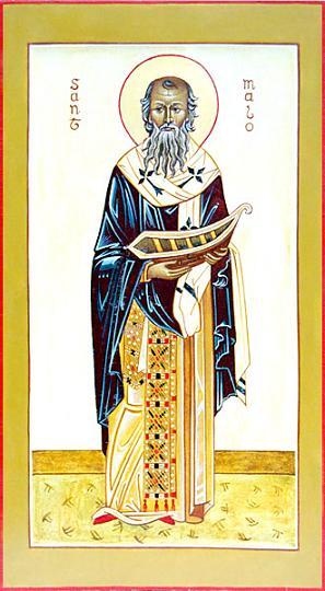 Святитель Мало (Malo), епископ Алетский