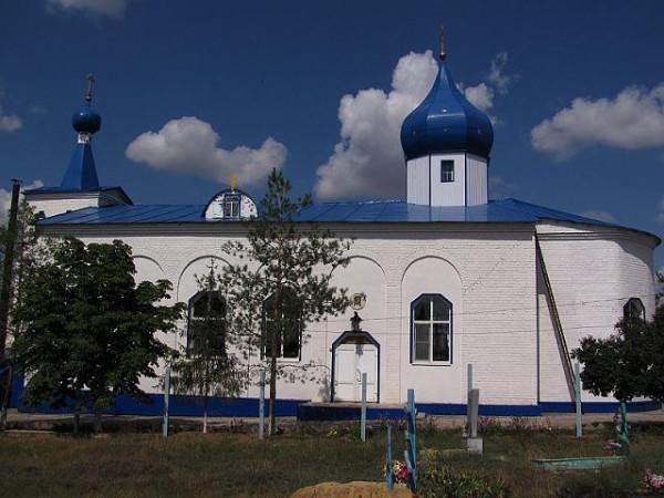 Бабаево. Церковь прп. Гурия Шалочского