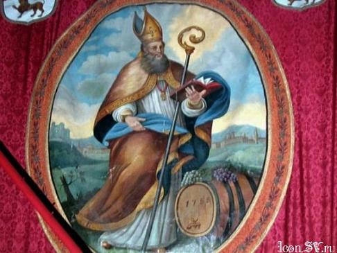 Святой Отмар Санкт-Галленский
