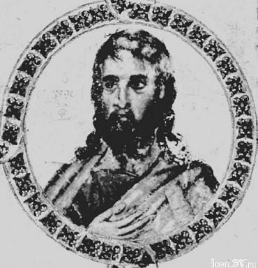 Мученик Илиодор Магидский (Памфилийский)
