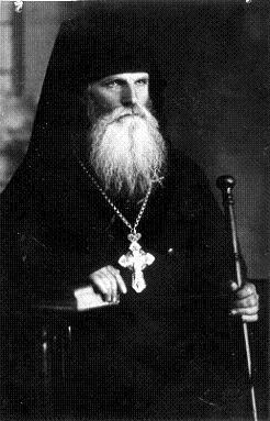 Преподобный Алексий (Кабалюк), Карпаторусский, архимандрит