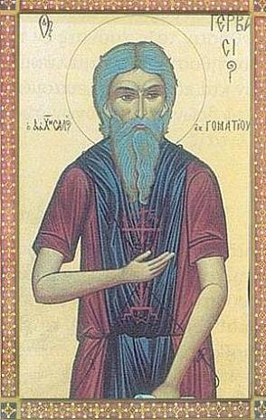 Преподобный Гервасий Каракальский †1830