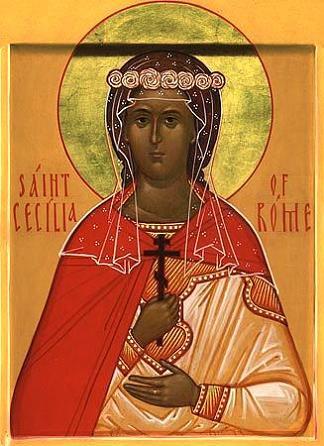 Кикилия Римская, мученица