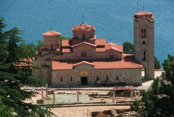 храм  Климента Охридского, Болгарского в Охриде