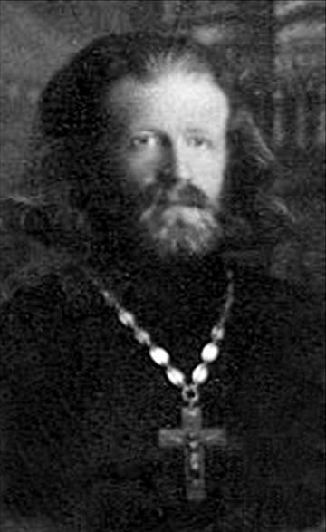 Священномученик Владимир Рясенский, пресвитер