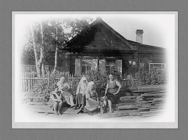 дом семьи Покрышкиных в Новониколаевске, где родился и вырос будущий маршал