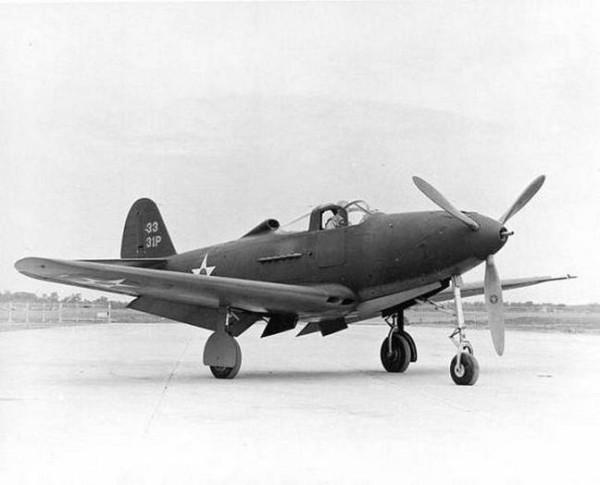 Американская «Аэрокобра», на которой воевал Покрышкин