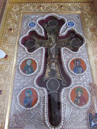 крест святой царицы Тамары