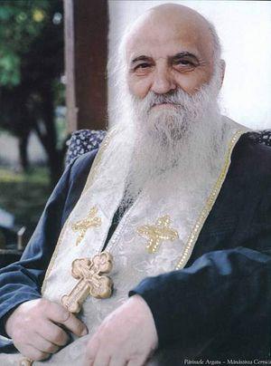 Архимандрит Иларион (Аргату)