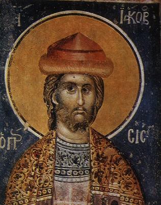 Преподобный Иаков Сирийский