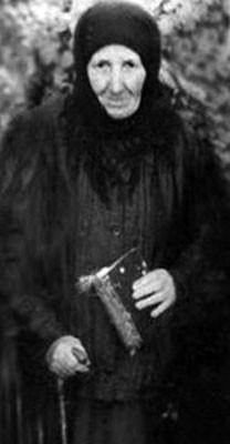 Блаженная Домника Алешковская,  местночтимая святая Херсонской епархии