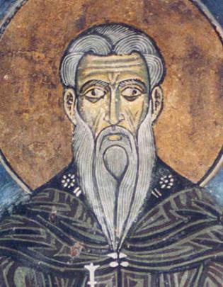 Преподобный Палладий Еленопольский, епископ Аспунский
