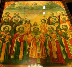 Тивериопольские мученики