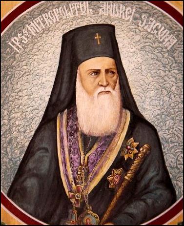 Митр. Трансильванский Андрей (Шагуна)