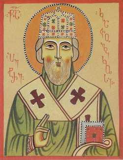 Святитель Петр I,  католикос Мцхетский (Картлийский)