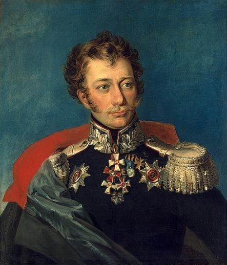 Василий Дмитриевич Иловайский